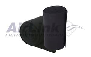 Entenda a função da manta de carvão ativado em exaustor e sistemas de baixa pressão